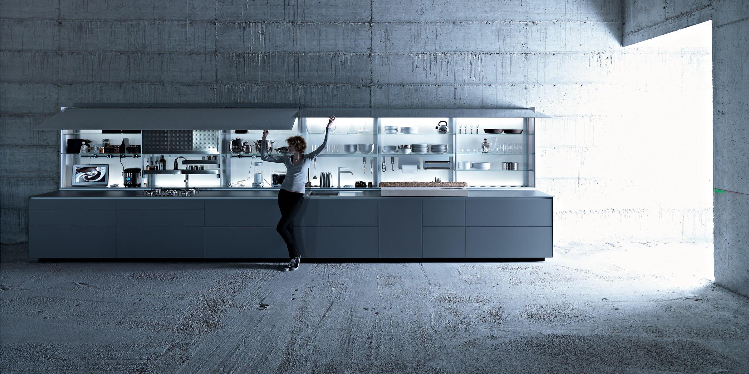 133 artematica con new logica system 1  - Cocinas de Cristal
