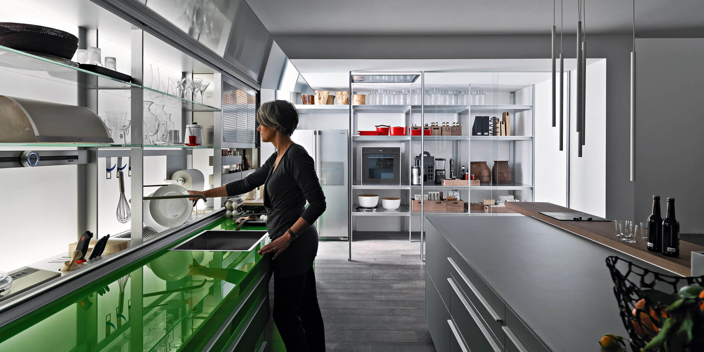 166 valcucine new logica system2011 4  - New Logica System