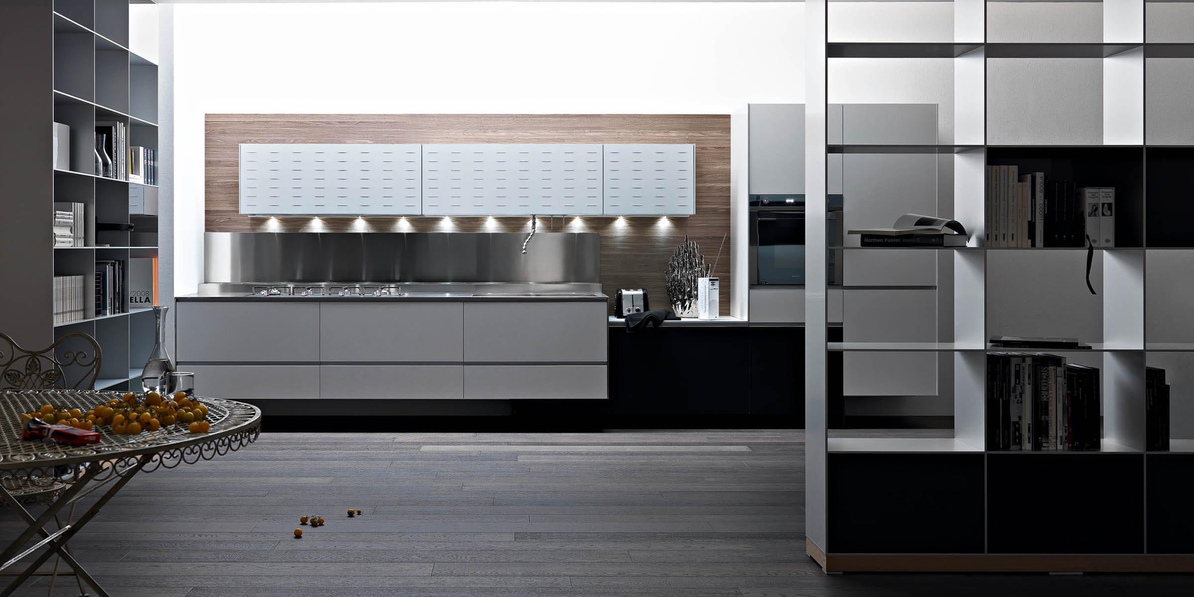285 riciclantica - Cocinas de Metal