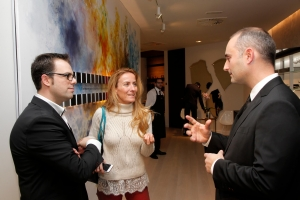 MG 9776 300x200 - Inauguración exposición Valcucine Madrid
