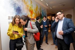 MG 9801 300x200 - Inauguración exposición Valcucine Madrid