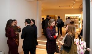 MG 9898 300x177 - Inauguración exposición Valcucine Madrid