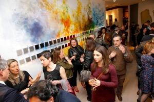 MG 9913 300x200 - Inauguración exposición Valcucine Madrid