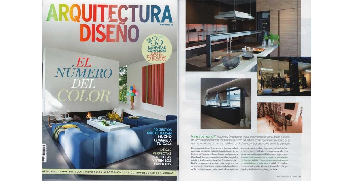 arquitecturaydiseno - Prensa